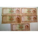 Billetes Antiguos De Cien Bolivares Del 70 Y 72 Combo