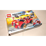 Lego Ninjago 70727 X-1 Ninja Charger 426 Piezas Set