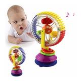 Juguete Para Bebés Rueda Giratoria - Sassy