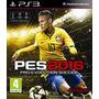 Pes 16 Ps3 Pro Evolution Soccer 2016