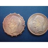 Moneda De Plata Bs 2 1945 10 Gr Ley 835(ver Descripcion)