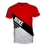 Franelas De Caballeros adidas Tommy Nike Jordan 100%algodon