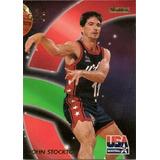 Yg John Stockton '96 Skybox Usa #30