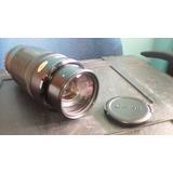 Zoom Canon Ef 100-300mm Macro 1:5.6