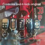Controles Original De Alarma Mul-t-lock