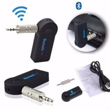Receptor Inalambrico Bluetooth Audio 3.5 Mm Manos Libres