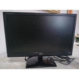 Monitor Lg 22 Pulgadas Flatron E2241 Usado/100 Vrds