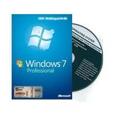Licencia Windows 7 32 Y 64 Bist Nueva Oferta