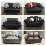 Sofa De 2 Puesto Somos Fabricante/ Tienda Con Gran Variedad
