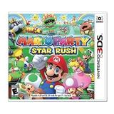 Juego Digital Para Nintendo 3ds Mario Party Star Rush Tienda