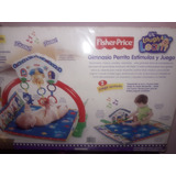 Gimnasio Fisher Price 20 Verdes