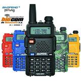 Radio Baofeng Uv5r Vhf 134-176 Uhf 400-480 5 Watt Original