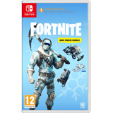 Nintendo Switch Fortnite Bundle (no Incluye Disco) Sellado