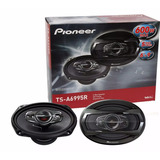 Cornetas Pioneer 6x9 600w 5vías Modelo Ts-a6995r Triaxiales