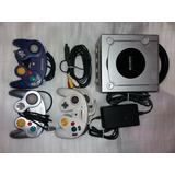 Nintendo Gamecube Platinum Con Accesorios
