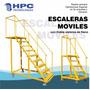 Fabrica De Escaleras Móviles Industriales Y Comerciales