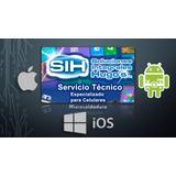 Servicios Técnicos Reparación Celulares Apple Y Android