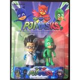 Jueguetes De Héroes En Pijama En Pjmasks Kit Completo