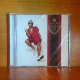 Bruno Mars 24k Magic Cd Original Nuevo Y Sellado