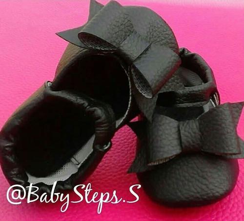 e3a5e6175 Zapatillas Zapaticos Bebes Niñas ( Baby Steps) Mocs Zapatos