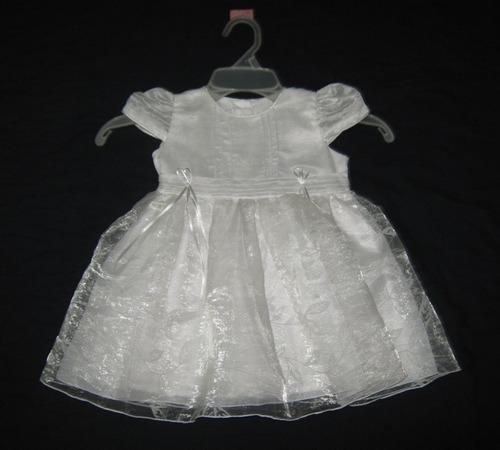 Vestido blanco para nina mercadolibre