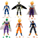 Figuras De Dragon Ball (set 6 Piezas) 12,7cm