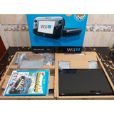 Nintendo Wii U Nuevo Full Juegos Integrados A Estrenar.