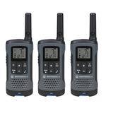 Radios Motorola Talkabout T200tp Pack De 3 Aparatos 32km