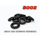 S002 Sello O-ring Nbr Buna Universal Inyectores Jekcar