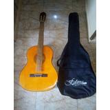 Guitarra Acústica Fátima Con Estuche