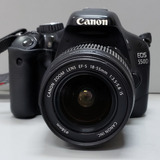 Camara Canon Eos 550d (para Reparar)