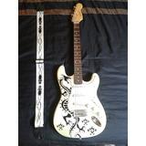 Guitarra Eléctrica Skylark +forro+amplificador+afinador