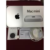 Apple Mac Mini I7 2.3 /ghz/ 4gb Ram / 1 Tb