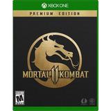 Mortal Kombat 11 Premium Xbox One Offline Rockestore