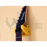 Stand/base De Pared Para Guitarras Acústicas Y Eléctricas