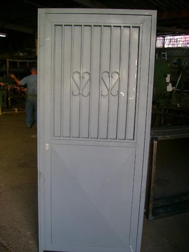 Marcos metalicos hierro puertas hierro metalurgica rejas for Rejas de hierro precios