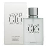 Perfume De Caballero Giorgio Armani Acqua Di Gio 100ml