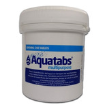 Tabletas Purificadoras Aquatabs 1,67g Para Tanques De 500l