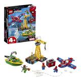 Lego Marvel Spider-man: Doc Ock Diamond Heist 76134 Kit 150p