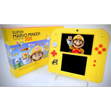 Nintendo 2ds (120)  Super Mario Maker 3ds Chacao