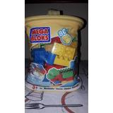 Mega Bloks, De 80 Piezas