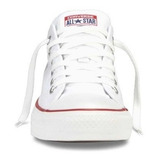 Zapatos Converse All Star Blancas (35 A 42)