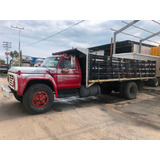 Camion 750 Plataforma