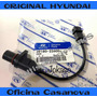 Sensor Posicion Cigueñal Hyundai Elantra Accent Getz 2 Pines Hyundai Accent