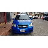 Chevrolet Aveo Lt 4 Puertas