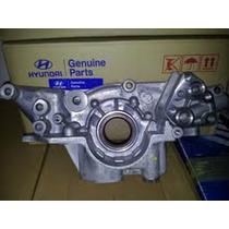 Bomba De Aceite Hyundai Santa Fe Y Kia Sportage V6 2.7 Ltros