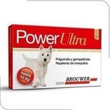 Pipeta Anti Pulgas Y Garrapatas Power Perros Hasta 10 Kg.