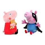 Peluches Peppa Pig Y George Juguete Niña Niño Jesus