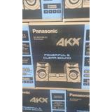 Equipo De Sonido Panasonic Scakx100 (en Promocion)