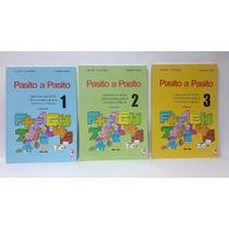Pasito A Pasito 1, 2 Y 3 En Digital Pdf Precio Publicado